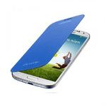EF-FI950BCE SAMSUNG Flip Pouzdro pro i9505 Galaxy S4 Light Blue (EU Blister) (EF-FI950BCEGWW)