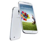 Zadní kryt SAMSUNG Galaxy S IV (i9505) / pro bezdrátové nabíjení / Bílá (EP-CI950IWEGWW)