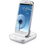 Samsung stolní stojánek / Samsung Galaxy S III (i9300) / bílý (EDD-D200WEGSTD)