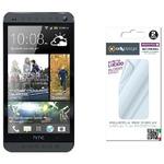 CELLY ochranná fólie na displej pro HTC One / 2ks / lesklá / výprodej (SCREEN311)