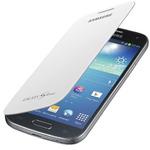 Samsung flipové pouzdro pro Samsung Galaxy S4 mini (I9190) / Bílé (EF-FI919BWEGWW)