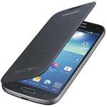 Samsung flipové pouzdro pro Samsung Galaxy S4 mini (I9190) / Černé (EF-FI919BBEGWW)