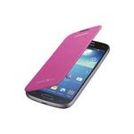 Samsung flipové pouzdro pro Samsung Galaxy S4 mini (I9190) / Růžové (EF-FI919BPEGWW)