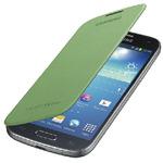 Samsung flipové pouzdro pro Samsung Galaxy S4 mini (I9190) / Zelené (EF-FI919BGEGWW)
