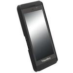 Krusell zadní kryt COLORCOVER pro BlackBerry Z10 / černá metalíza (89821)