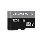 ADATA Premier Micro SDHC karta 32GB / UHS-I U1 Class 10 / R: 30MB/s / W: 10MB/s (AUSDH32GUICL10-R)