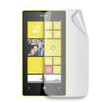 CELLY ochranná fólie displeje pro Nokia Lumia 520 / lesklá / 2ks (SCREEN321)