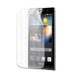 CELLY ochranná fólie na displej pro Huawei Ascend P6 / lesklá / 2ks (SCREEN353)