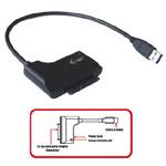 i-tec USB 3.0 na SATA adapter+ napaječ (BD podpora) (USB3STADA)