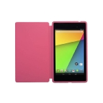 Asus Nexus 7 (ver. 2013) Travel Cover / Růžový (90-XB3TOKSL001P0-)