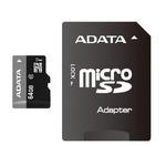 ADATA Premier Pro microSDXC 64GB UHS-I + adaptér AUSDX64GUICL10-RA1