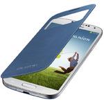 Samsung flipové pouzdro S-view pro Samsung Galaxy S 4 (i9505) / modrá (EF-CI950BLEGWW)