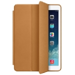 APPLE iPad Air Smart Case hnědý - anilinem barvená kůže - kryt pro iPad Air (MF047ZM/A)