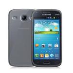 CELLY Gelskin TPU zadní kryt pro Samsung Galaxy Core (Duos) / čirá / výprodej (GELSKIN363)
