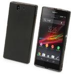 Made for Xperia kryt MINIGEL pro Sony Xperia Z / Černá (SESKI0019)