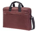 Samsonite LAPTOP BAG 17.3 - NETWORK 2 / brašna / červená (41U*00005)
