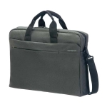 Samsonite LAPTOP BAG 17.3 - NETWORK 2 / brašna / šedá (41U*08005)