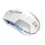 E-BLUE myš Cobra S / optická / drátová / USB / 6 tlačítek + kolečko / 1600 dpi / modrá (MMEBE28UGC00)
