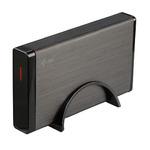 i-Tec MYSAFE Advanced 3,5 USB 3.0 / Externí hliníkový rámeček pro SATA a SSD (MYSAFE35U401)