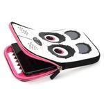 TabZOO stylové pouzdro pro 8 tablety / se stojánkem / Panda (UTTZ-8-PANDA)