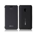 Meizu flipové pouzdro pro model MX2 / černé / výprodej