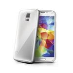 CELLY Gelskin TPU zadní kryt pro Samsung Galaxy S5 / čirý (GELSKIN390)