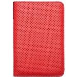 PocketBook pouzdro Dots pro 614, 623, 624, 626 / červená (PBPUC-623-RD-DT)