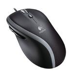 Logitech M500 Laser / Laserová myš / USB / 1000 dpi / rychlé rolování / černá (910-003725)