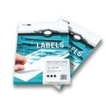 Samolepicí etikety 100 listů / 4 etikety 105 x 148,5 mm (EL/MF-4L105x148.5)
