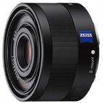 SONY širokoúhlý objektiv Carl Zeiss / pro 35mm fotoaparáty / 35mm / F 2,8 / černá (SEL35F28Z.AE)