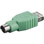 PremiumCord Redukce USB female - PS/2 male (8592220003968)