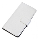 Univerzální flipové pouzdro 5 - 5.5 / velikost XL / bílé (PBOUNIXLWH) - Pouzdro UNI BOOK nano XL bílé