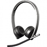 Logitech Wireless Headset Dual H820e / business / černá (981-000517)