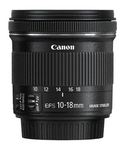 Canon EF-S 10-18mm / f 4,5-5,6 / IS STM (9519B005)