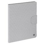 Verbatim Folio Pebble Grey obal / pro iPad 2., 3., 4. generace / šedá (98248)