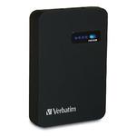 Verbatim napájecí zdroj / 1200 mAh / ultratenký / pro mobilní zařízení / USB / černá (97930)