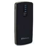 Verbatim napájecí zdroj / 3500 mAh / přenosný / pro mobilní zařízení / USB / černá (97933)