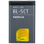 Baterie Nokia BL-5CT / Li-Ion / 1050mAh / pro Nokia 5220, 6303c, 3720c / Bulk (BL-5CT)