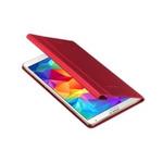 SAMSUNG polohovací pouzdro EF-BT700B pro Galaxy Tab S 8.4 (T700/T705) / červená / výprodej (EF-BT700BREGWW)
