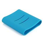 Xiaomi PowerBank 10400mAh gumový obal / modrý - šmoulová (PowerBank-obal-blue)