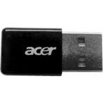 Acer USB WiFi adaptér / pro Acer projektory / Dual Band / černá (MC.JG711.007)