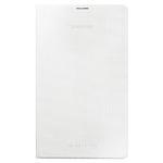 SAMSUNG flipové pouzdro pro tablety Galaxy Tab S 8.4 / Bílé (EF-DT700BWEGWW)