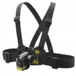 Sony AKA-CMH1 popruhy na hruď / pro videokameru Action Cam / nastavitelné / černá (AKACMH1.SYH)
