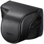 SONY ochranné pouzdro LCS-EJA pro fotoaparáty NEX / měkké / černá (LCSEJAB.SYH)