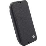 Pouzdro Krusell BODEN FLIPCOVER Nokia Lumia 530 černé (75908)