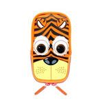 TabZOO stylové pouzdro pro mobilní telefony / univerzální velikost / Tygr (CTZ-UNI-TIGER)