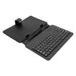 AIREN AiTab Leather Case 1 pouzdro pro 7 tablet / s USB klávesnicí / CZ / SK / černé (Leather Case 1 7B)
