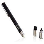 DeLock Touch pen / dotykové pero + kuličkové pero / 3v1 (65351)