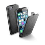 CellularLine Flap Essential pouzdro pro Apple iPhone 6 / Černé (FLAPESSIPH647K)