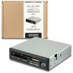 AXAGO interní 3.5 USB 3.0 5-slot čtečka ALL-IN-ONE (CRI-S3)